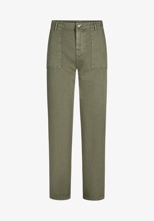 Straight leg jeans - helles khaki