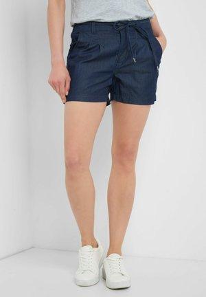ZIERFALTEN - Shorts - dark stoned
