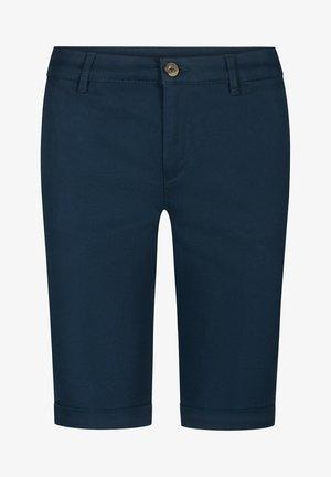 KURZE - Denim shorts - tintenblau