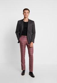 Only & Sons - ONSELIAS - Blazer jacket - dark grey melange - 1