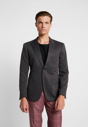 ONSELIAS - Blazer jacket - dark grey melange