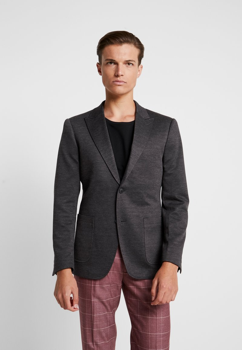 Only & Sons - ONSELIAS CASUAL  - Blazer - dark grey melange