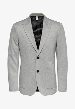 ONSELIAS - Blazer jacket - light grey melange