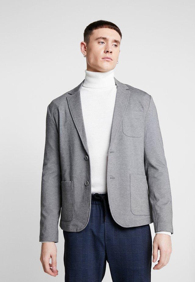 ONSMARK - Blazer jacket - medium grey melange