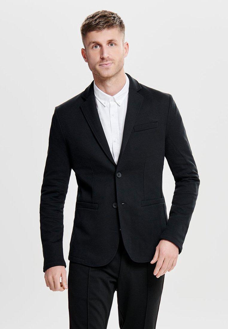 Only & Sons - ONSZAVIER  - Blazer jacket - black