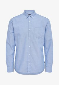 Only & Sons - ONSALVARO OXFORD - Camicia - cashmere blue - 0