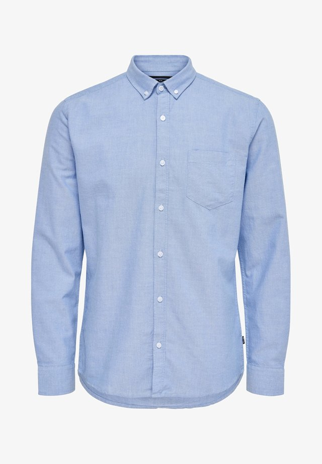 ONSALVARO OXFORD - Shirt - cashmere blue