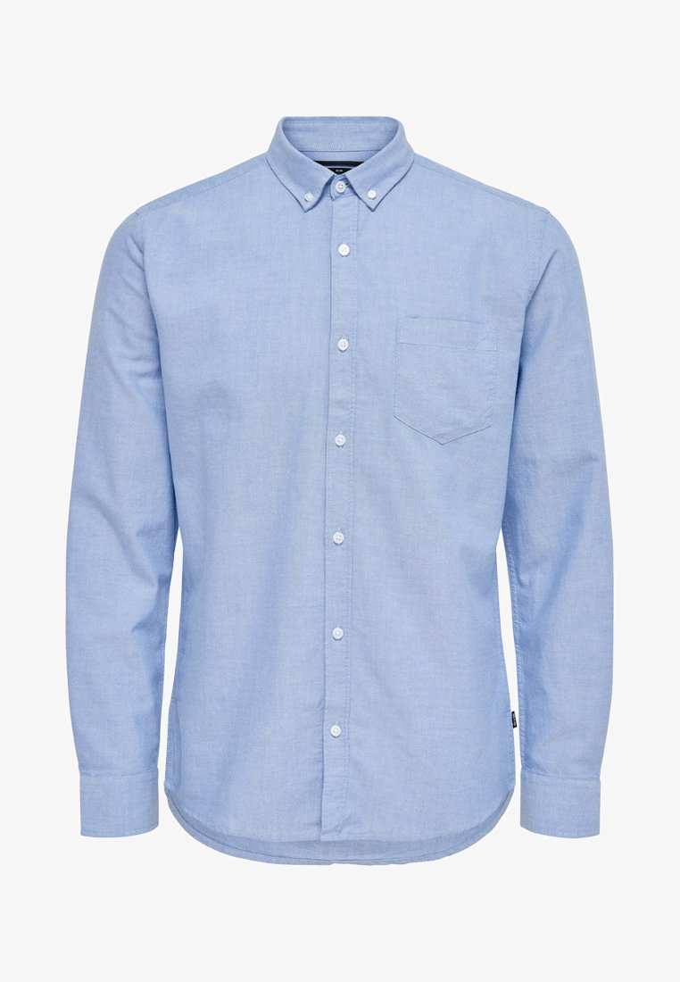 Only & Sons - ONSALVARO OXFORD - Camicia - cashmere blue