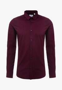 Only & Sons - ONSALFREDO SHIRT SLIM  - Shirt - winetasting - 3