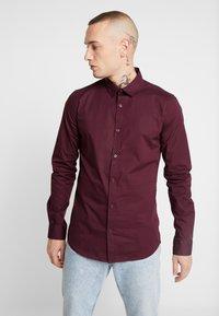 Only & Sons - ONSALFREDO SHIRT SLIM  - Shirt - winetasting - 0