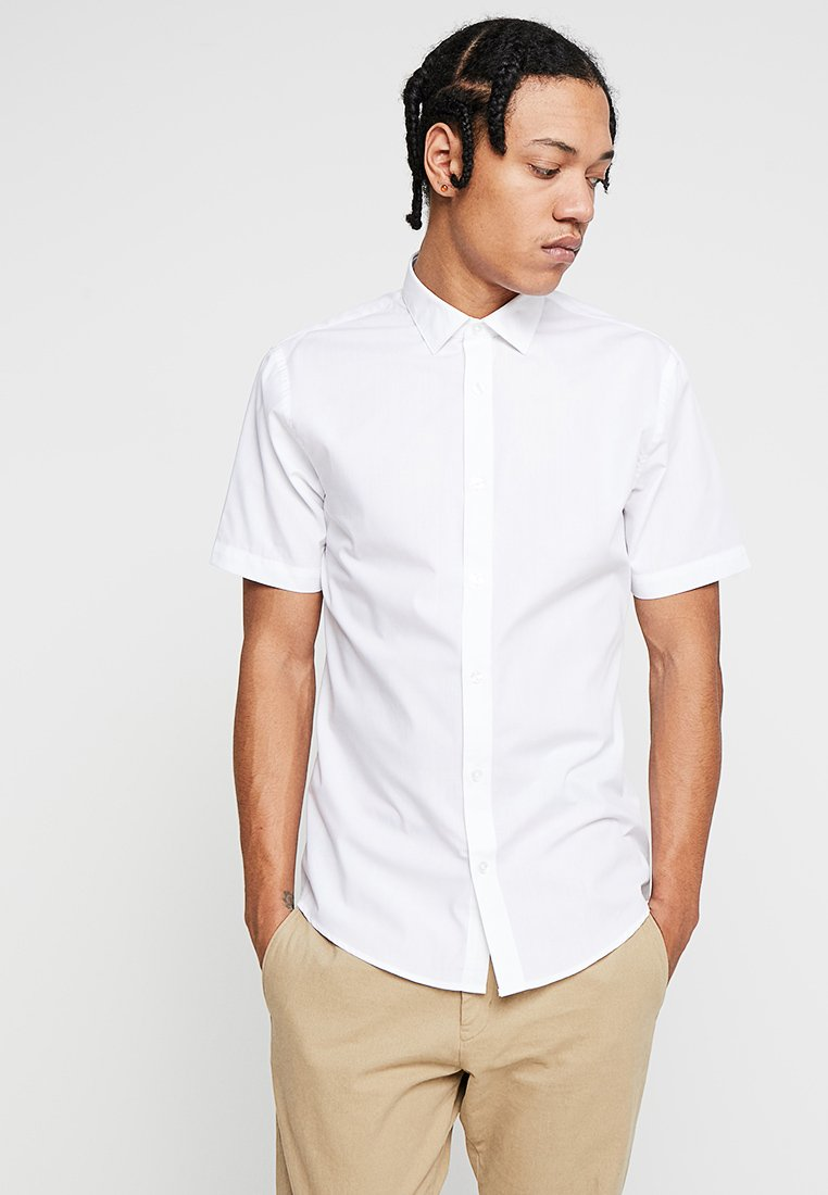 Only & Sons - ONSWF CANNES SOLID SHIRT - Hemd - white