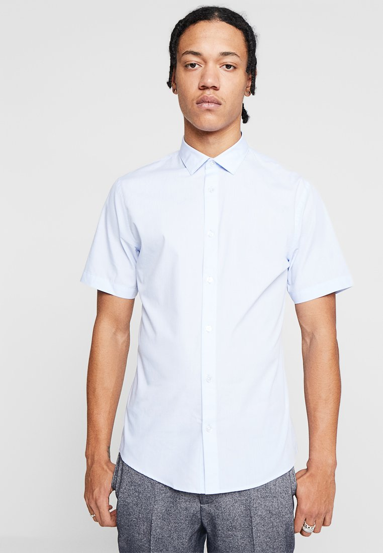 Only & Sons - ONSWF CANNES SOLID SHIRT - Hemd - cashmere blue