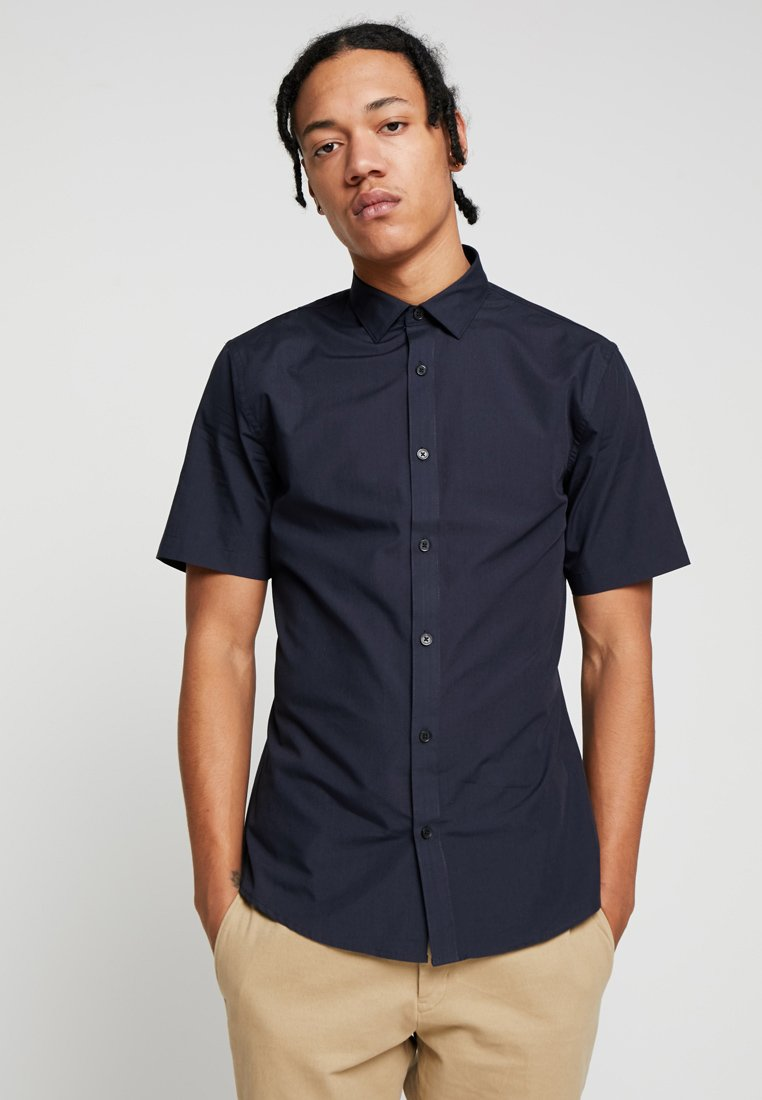 Only & Sons - ONSWF CANNES SOLID SHIRT - Hemd - dark navy