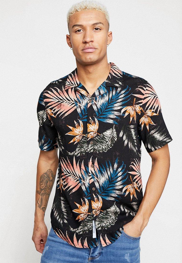 Only & Sons - ONSTHOMAS REGULAR FIT - Overhemd - black