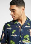 Only & Sons - ONSSID REGULAR SHIRT  - Shirt - dark navy