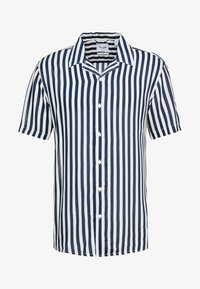 Only & Sons - ONSWAYNE STRIPED - Camicia - dress blues - 4