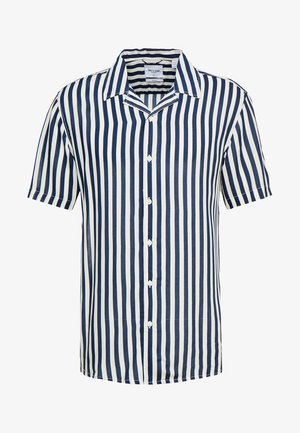 ONSWAYNE STRIPED - Skjorta - dress blues