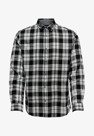 ONSOMAR CHECKED HERRINGBONE  - Koszula - off-white