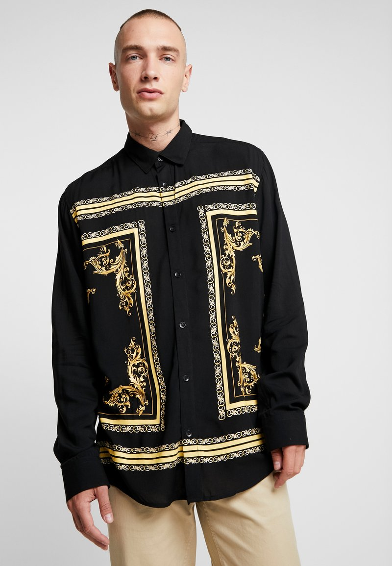 Only & Sons - ONSVP JOHN REGULAR FIT - Skjorter - black/golden