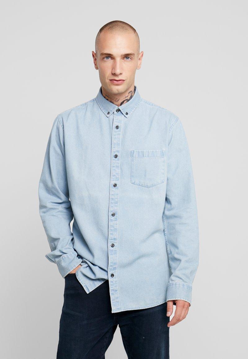 Only & Sons - ONSBASIC DENIM SHIRT  - Skjorta - light blue denim