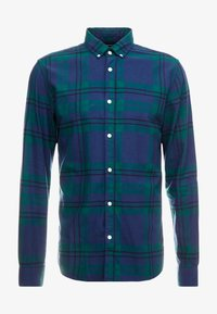 Only & Sons - ONSODAN CHECKED SLIM FIT - Koszula - forest night - 3