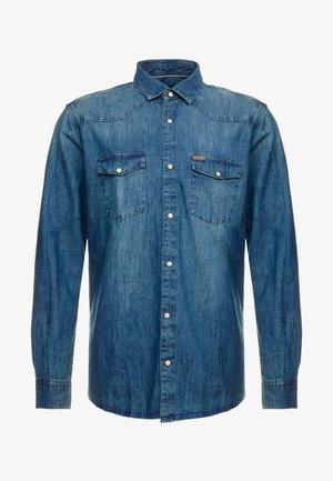 Koszula - medium blue denim