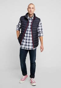 Only & Sons - ONS CHECK SHIRT - Shirt - white - 1