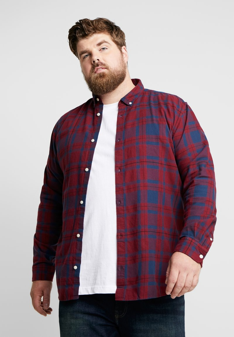 Only & Sons - ONSODAN BUTTON DOWN - Skjorte - zinfandel