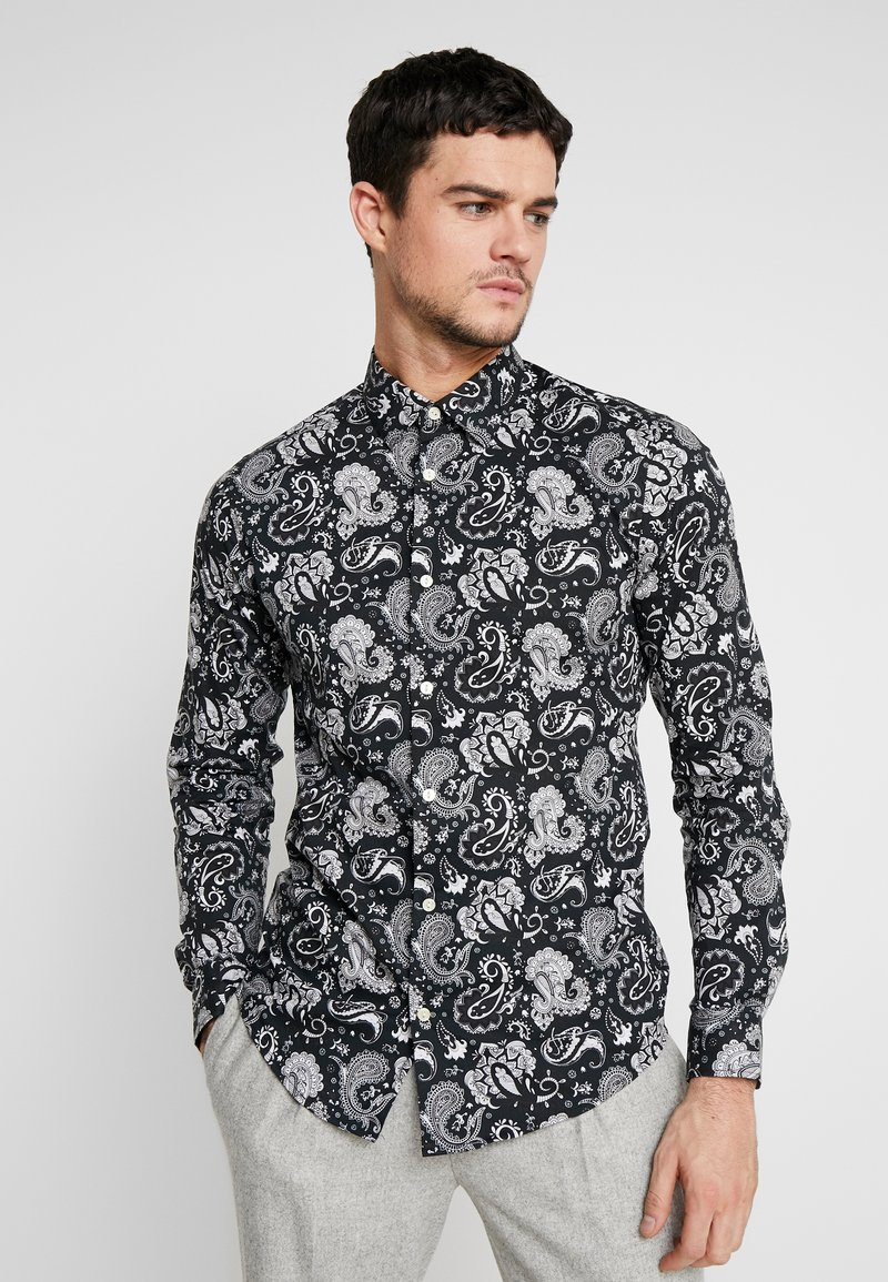 Only & Sons - ONSFREDERIK - Camicia - black