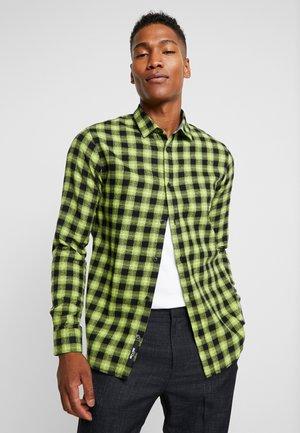 ONSEMIL CHECK - Košile - lime green