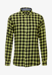 Only & Sons - ONSEMIL CHECK - Skjorte - lime green - 4
