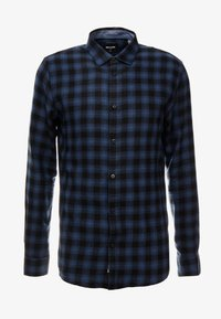 Only & Sons - ONSEMIL CHECK - Koszula - insignia blue - 5