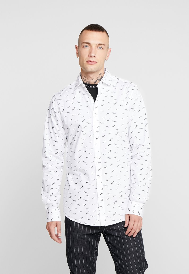 Only & Sons - ONSFRANCE STRETCH - Shirt - white