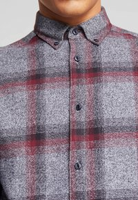 Only & Sons - ONSGORAN BRUSHED REGULAR FIT - Skjorte - zinfandel - 5