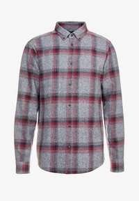 Only & Sons - ONSGORAN BRUSHED REGULAR FIT - Skjorte - zinfandel - 4