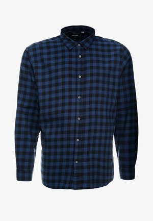 ONSGUDMUND  SMALL CHECK  - Košile - dress blues