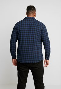Only & Sons - ONSGUDMUND  SMALL CHECK  - Košile - dress blues