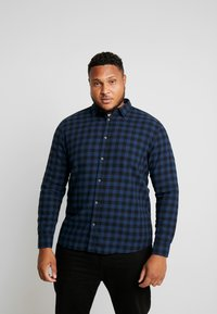 Only & Sons - ONSGUDMUND  SMALL CHECK  - Košile - dress blues - 0