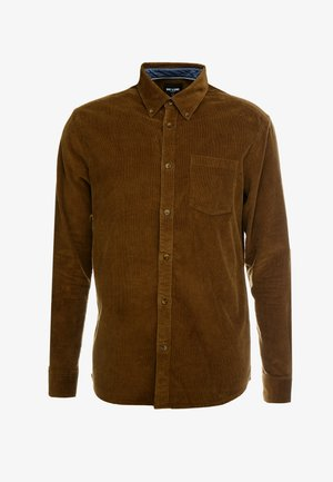 ONSGEORG SOLID REGULAR FIT - Camisa - kangaroo