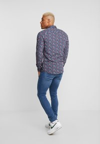 Only & Sons - ONSELHAM LS X-MAS - Camicia - blue nights - 2
