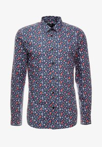 Only & Sons - ONSELHAM LS X-MAS - Camicia - blue nights - 3