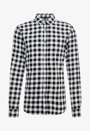 ONSGUDMUND SMALL CHECK - Shirt - cloud dancer