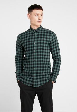 ONSGUDMUND SMALL CHECK - Košile - cilantro