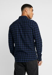 Only & Sons - ONSGUDMUND SMALL CHECK - Shirt - dress blues - 2