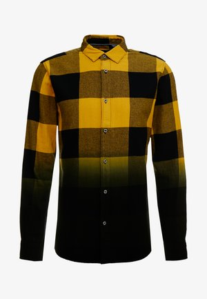 ONSFREDDY LS DIP DYE CHECKED  - Overhemd - arrowwood