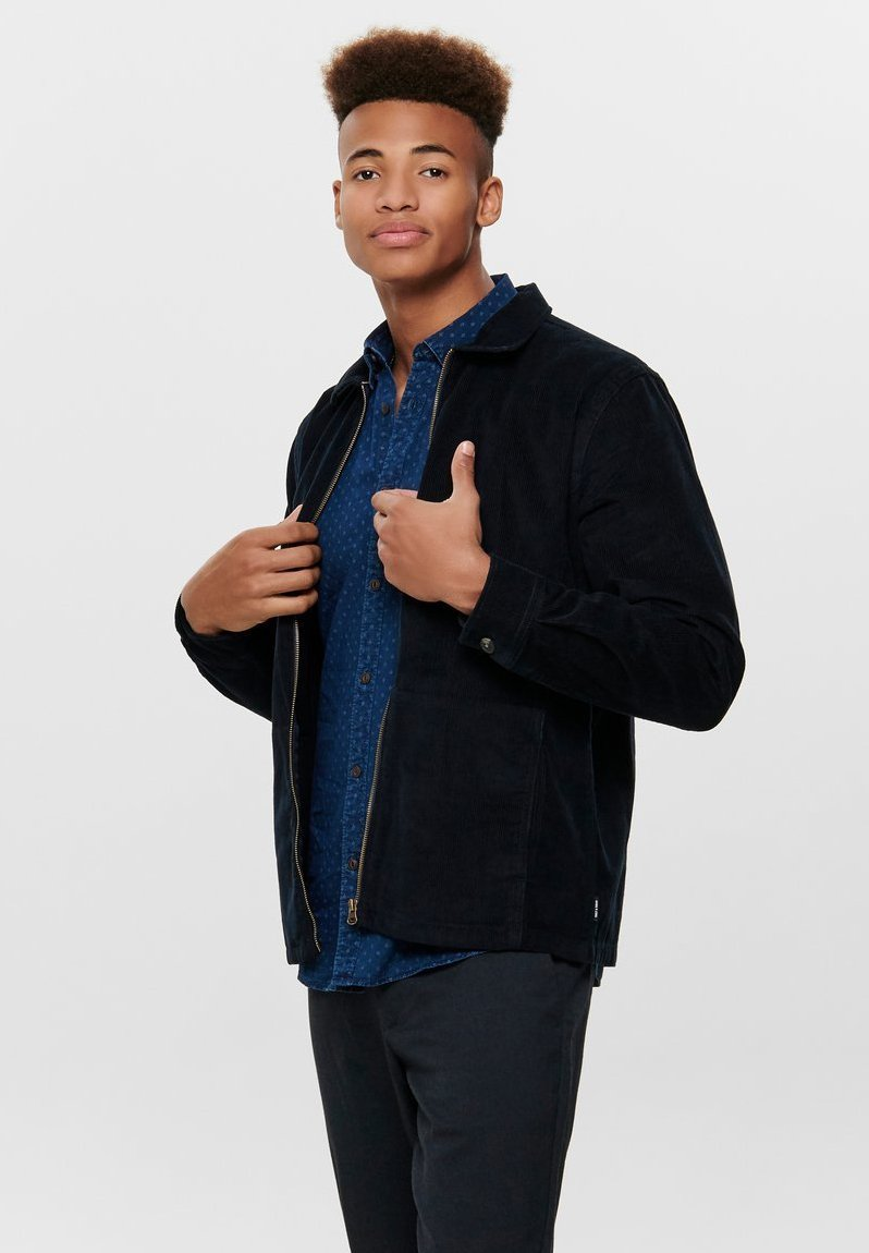 Only & Sons - Summer jacket - dark navy