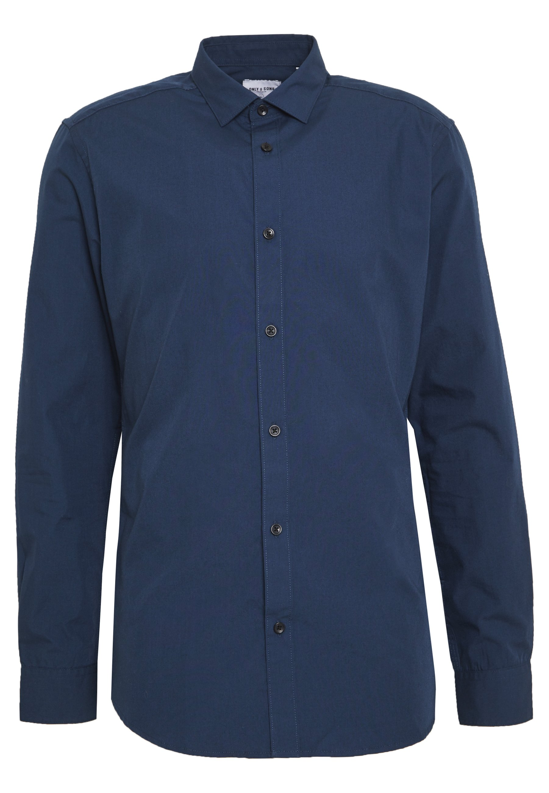 Only & Sons ONSSANE SOLID POPLIN - Shirt - dress blues