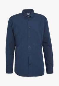 Only & Sons - ONSSANE SOLID POPLIN - Chemise - dress blues - 5