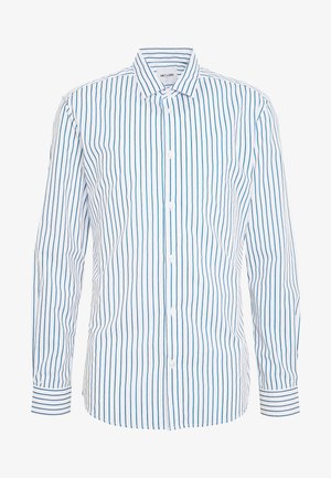 ONSSANE STRIPED POPLIN SHIRT - Camisa - white