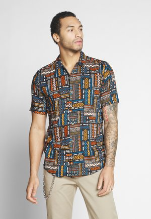 ONSAARON AZTEC - Camicia - gold flame